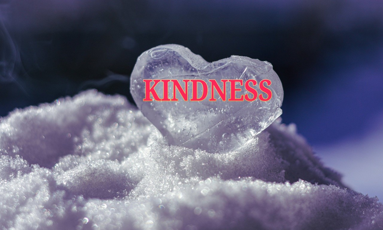 What constitutes kindness?